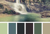 Colour Palettes 4 Home