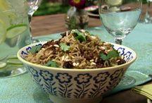 Lentils, quinoa, chickpeas & company