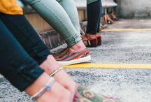 Women's Kilim Sneakers / Women's kilim sneakers are smart and sophisticated ; )