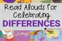 Topics-Celebrating Differences