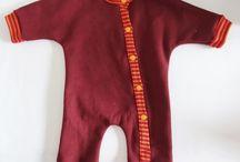 pijamas de bebé (niña)