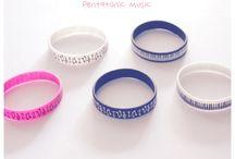 Wristband / Music Wristband