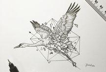 Dieren geometrisch