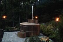 Wood Fired Hot Tubs / Wood Fired Hot Tubs from Snorkel Hot Tubs