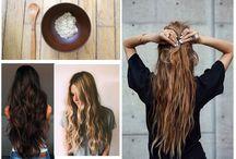 Cheveux : recettes, astuces..