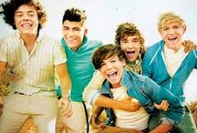 The best band: 1D / Whoever likes this pic say so,and like it!:)