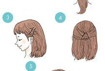 decoracion de peinado