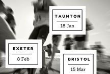 Chi Running in the South West / News and Chi Running tips from BlueSkyRunning