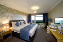 Cedar Wing / We have 20 ensuite bedrooms in the Cedar Wing, all individually designed and each with either private terrace or balcony overlooking the stunning views.   These rooms are all bright, spacious and comfortable with a full range of facilities,