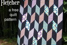 Quilts / How to make simple quilts