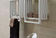 SdB radiateur sèche serviette
