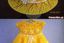 Детские платья.