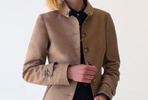 Spring Summer '16 / Beautiful coats, jackets, dresses, skirts and shirts ready-to-wear or custom-made all made in England / by Katherine Hooker