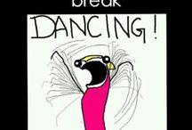 dance bits