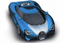 Auto lussuose - Bugatti