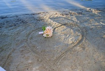 Our Beach Weddings / At Val Vista Lakes, we have beachfront property in Arizona!
