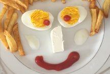 Çocuk kahvaltı