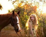 Meleesa's Editorial photo-shoots
