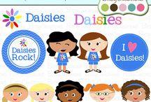 Daisy Scouts / by Kami Garcia