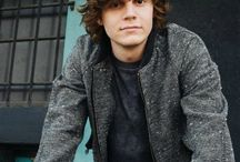 Evan Peters / My love