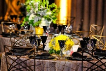 Indoor Weddings / The magic and interior design from one space into another, fit for parties of all sizes.