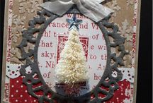 Christmas with Tim Holtz