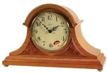 Tambour Clocks / Both Key wound and Quartz Tambour Clocks with and without chime at http://www.theisenclock.com/tambour_mantel_clocks.html