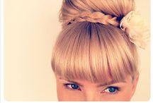 Hair ideas / by Kim Monasterial