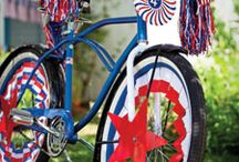 Holiday : 4th of July ideas / by Brenda's Wedding Blog | Blogger of Elegant Weddings / Business + Social Media Marketing for Wedding Industry