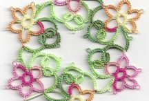 Tatting Patterns and Projects