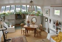 HOUSE BOAT / by Margaret Healey