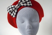Imogen's Imagination- Bow Berets / Available to buy online between September and March...new designs every year!