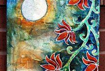 Art - Mixed Media / by Zenda Weaver