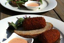 Restaurant Stork Food / Food en Beverage van restaurant Stork