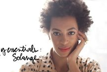 Solange Knowles / My Style Icon / by S Lespier