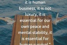 Quotes by The Dalai Lama / #Quotes by The #Dalai #Lama - Modern spiritual guidance from the Dalai Lama.