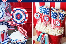 Fourth of July and Summer Celebrations