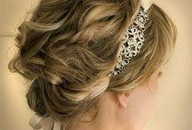 Wendy wedding hair