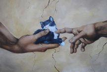 kotki Michała Anioła