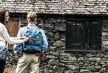 The Dunmail Collection / Introducing our new Dunmail Collection, made from waterproof Cordura, hand turned wooden toggles, shock cord and Chapman premium lining. There are 3 styles the Patterdale Pouch, Grisedale Satchel and Helvellyn Rucksack.