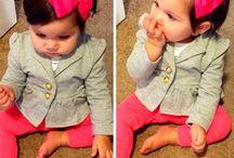 Moda bebé y nenas y nenes