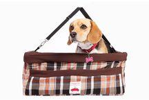 Asiento Portátil para tu perro www.doggycar.com.mx