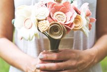 Amy's bouquet / by Crystal Downs