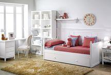 Dormitorios juveniles contemporáneos - Tienda de muebles de diseño / Dormitorios juveniles de diseño estilo contemporáneo.