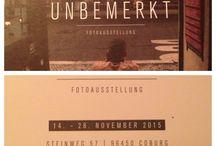 Fotoausstellung Berlin unbemerkt Fotografie / Berlin unbemerkt von Kathi Bauersachs