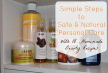 homemade beauty remedies
