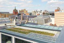 Bespoke rooflight system at 40 Chancery Lane- Winner of RIBA National Awards 2017