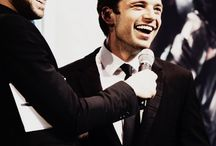 Prince of Romania Sebastian Stan / He's royalty! He's the prince of my heart