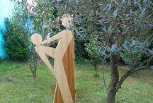 Manuel Marod / sculpture byManuel Marod
