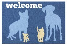 Dog is Good for Your Home / Spruce up with some doggy decor!